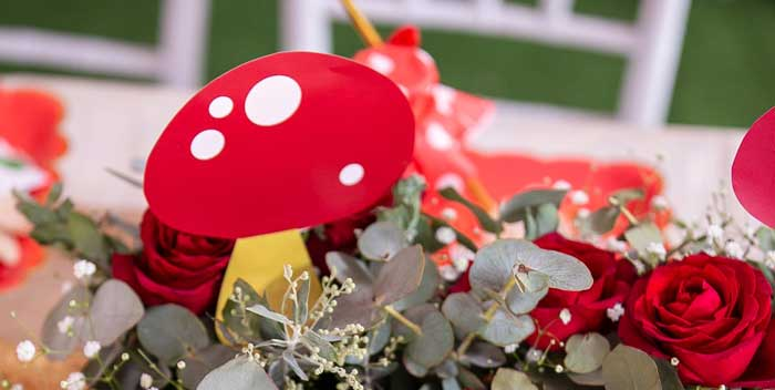 Little Red Riding Hood Birthday Party on Kara's Party Ideas | KarasPartyIdeas.com (1)
