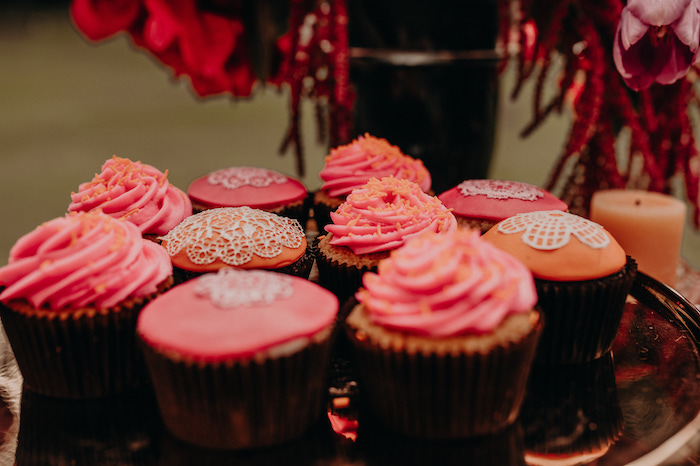 Moroccan Themed Cupcakes from a Moroccan Genie Birthday Party on Kara's Party Ideas | KarasPartyIdeas.com (25)