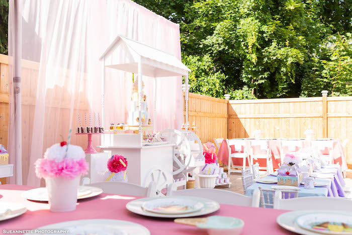 Pastel Ice Cream Shop Birthday Party on Kara's Party Ideas | KarasPartyIdeas.com (7)