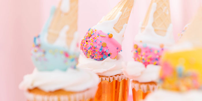 Pastel Ice Cream Shop Birthday Party on Kara's Party Ideas | KarasPartyIdeas.com (1)