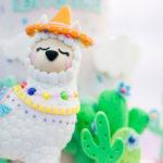 Pastel Llama Birthday Fiesta on Kara's Party Ideas   KarasPartyIdeas.com (4)