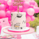 Pink Pirate Birthday Party on Kara's Party Ideas | KarasPartyIdeas.com (1)