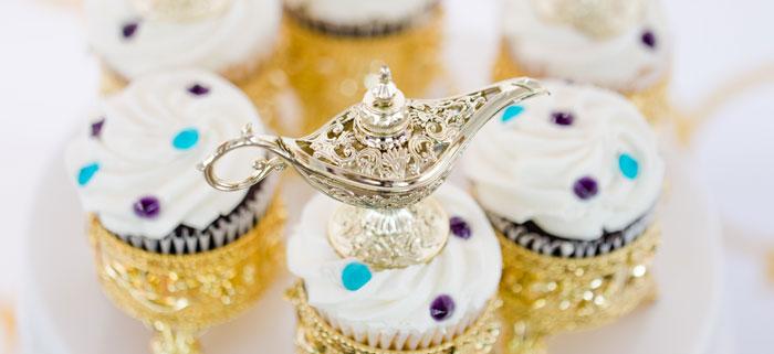 Shimmer & Shine Inspired Arabian Birthday Party on Kara's Party Ideas | KarasPartyIdeas.com (1)