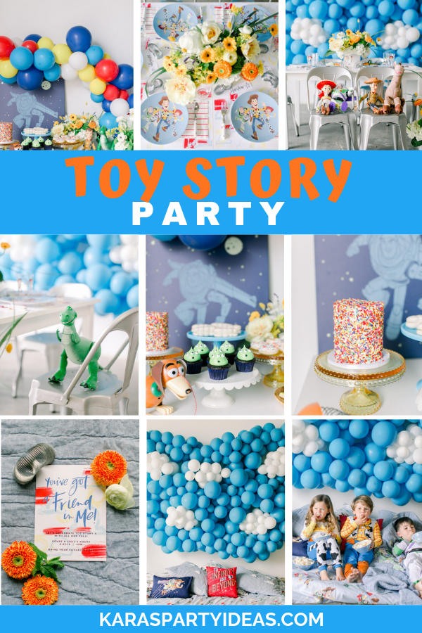 Toy Story Party Kara's Party Ideas - KarasPartyIdeas.com
