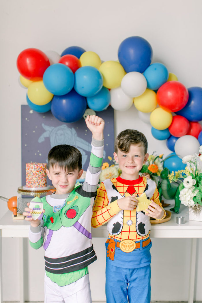 Toy Story Party on Kara's Party Ideas | KarasPartyIdeas.com (5)