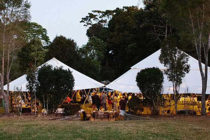 Tent Venue from a Whimsical Festival Inspired Wedding on Kara's Party Ideas | KarasPartyIdeas.com (10)