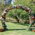 Whimsical Festival Inspired Wedding on Kara's Party Ideas | KarasPartyIdeas.com (1)