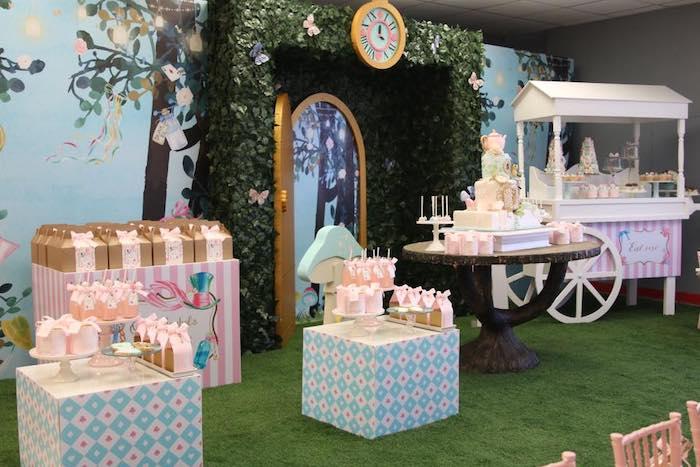 Alice in Wonderland Tea Party on Kara's Party Ideas | KarasPartyIdeas.com (13)