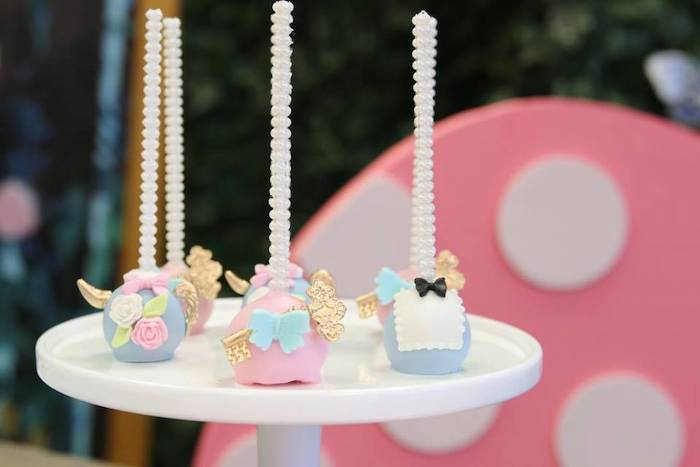Alice in Wonderland Cake Pops from an Alice in Wonderland Tea Party on Kara's Party Ideas | KarasPartyIdeas.com (16)