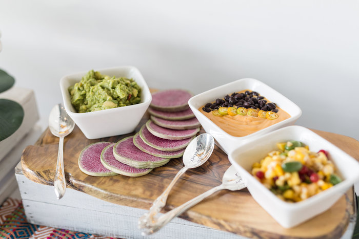 Guacamole + Dip from a Bachelor in Paradise Viewing Party on Kara's Party Ideas | KarasPartyIdeas.com (28)