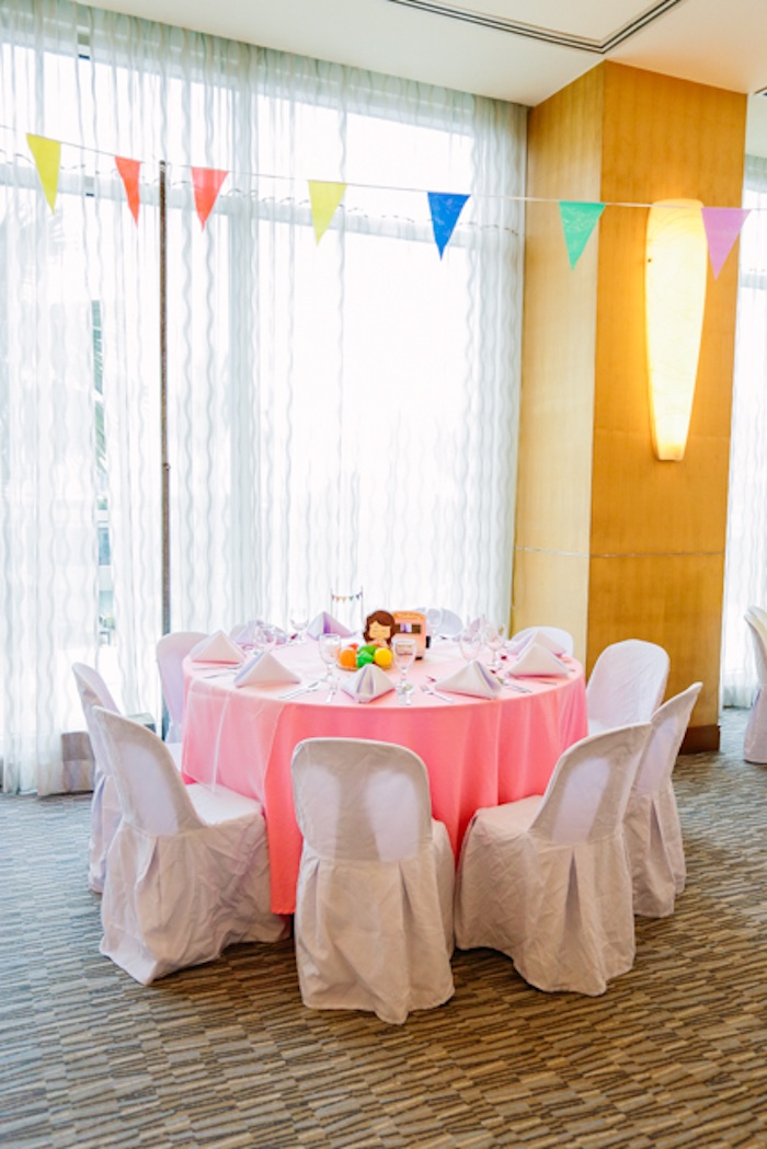 Guest Table on Kara's Party Ideas | KarasPartyIdeas.com (16)
