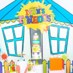 Fun House Birthday Party on Kara's Party Ideas | KarasPartyIdeas.com (1)