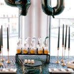 Gatsby Inspired 40th Birthday Party on Kara's Party Ideas | KarasPartyIdeas.com (4)