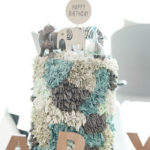 Modern Minimal Wild & Three Birthday Party on Kara's Party Ideas | KarasPartyIdeas.com (6)