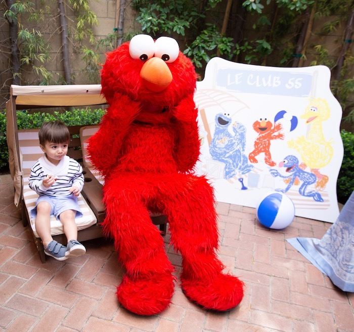 Nautical Sesame Street Birthday Party on Kara's Party Ideas | KarasPartyIdeas.com (5)
