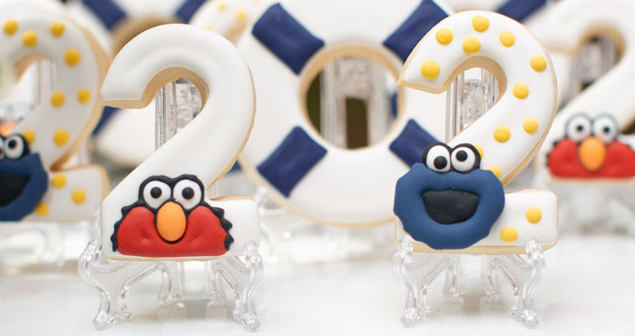 Nautical Sesame Street Birthday Party on Kara's Party Ideas | KarasPartyIdeas.com (1)