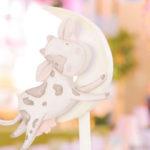 Nursery Rhyme Birthday Party on Kara's Party Ideas | KarasPartyIdeas.com (6)
