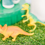 Pastel Dinosaur Birthday Party on Kara's Party Ideas | KarasPartyIdeas.com (3)