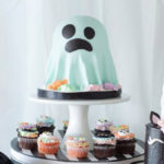 Pastel Halloween Birthday Party on Kara's Party Ideas | KarasPartyIdeas.com (4)