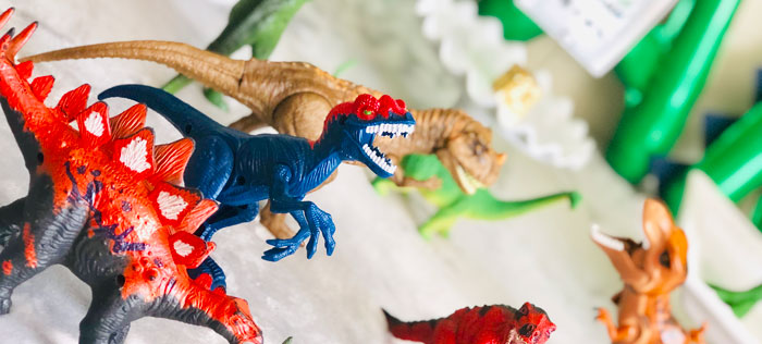 Roaring Dinosaur Birthday Party on Kara's Party Ideas | KarasPartyIdeas.com (5)