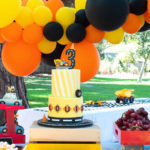 Dig In Construction Party on Kara's Party Ideas | KarasPartyIdeas.com