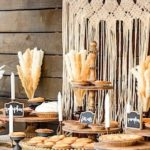 Fall Pie Bar and Hot Pumpkin Spice Drink Recipe by Kara's Party Ideas for International Delight Creamer