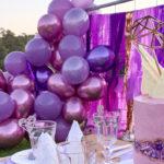 """She's a Gem"" Boho Backyard Birthday Party on Kara's Party Ideas | KarasPartyIdeas.com (3)"