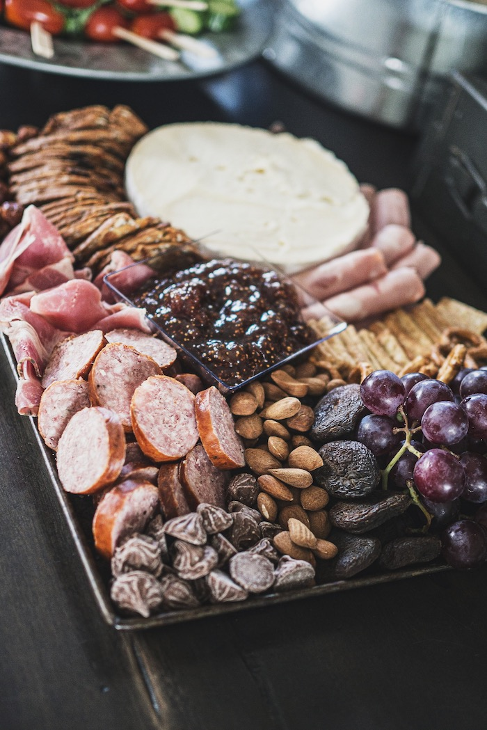 Charcuterie Board from an Army Camouflage Birthday Party on Kara's Party Ideas | KarasPartyIdeas.com (5)