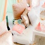 Boho Dreamcatcher Sleepover Birthday Party on Kara's Party Ideas | KarasPartyIdeas.com (1)