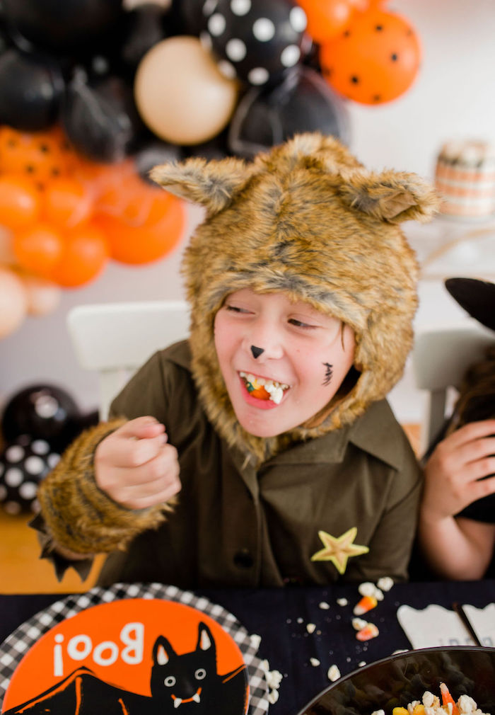 Classic Halloween Party for Kids on Kara's Party Ideas | KarasPartyIdeas.com (28)