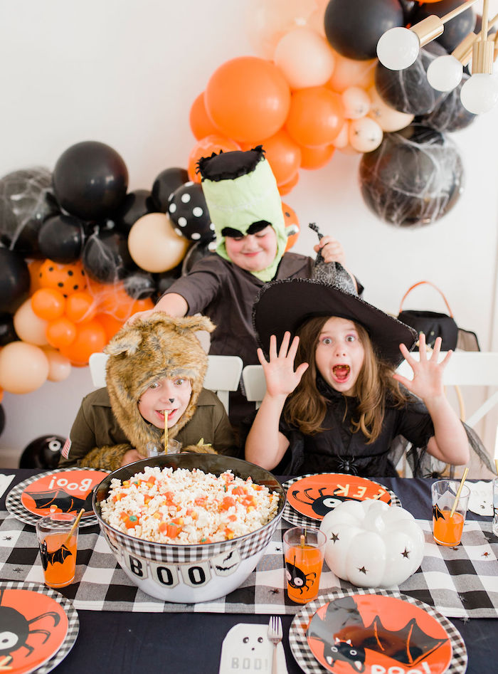 Classic Halloween Party for Kids on Kara's Party Ideas | KarasPartyIdeas.com (27)