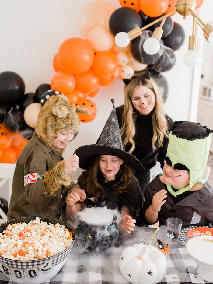 Classic Halloween Party for Kids on Kara's Party Ideas | KarasPartyIdeas.com (24)