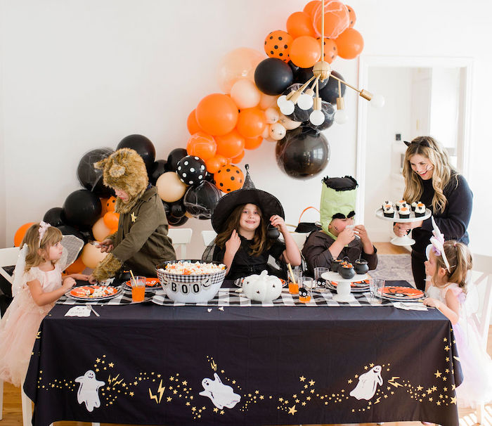 Classic Halloween Party for Kids on Kara's Party Ideas | KarasPartyIdeas.com (14)