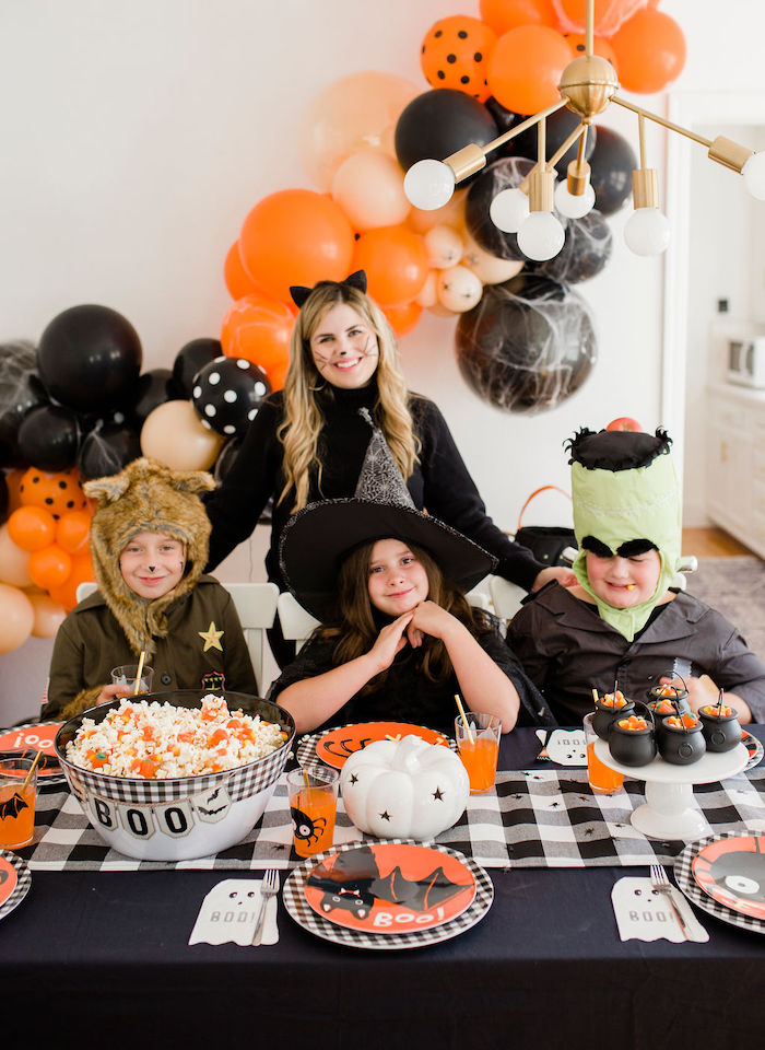 Classic Halloween Party for Kids on Kara's Party Ideas | KarasPartyIdeas.com (33)