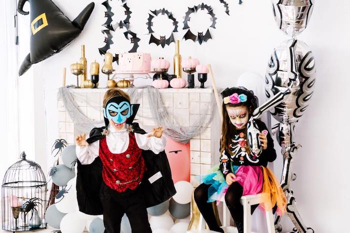 Day of the Dead Halloween Party on Kara's Party Ideas | KarasPartyIdeas.com (12)