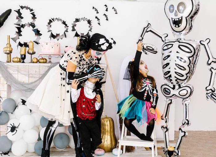 Day of the Dead Halloween Party on Kara's Party Ideas | KarasPartyIdeas.com (7)