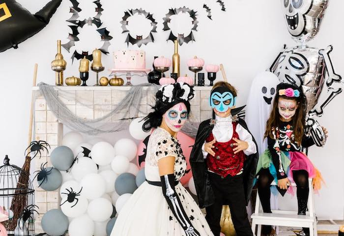 Day of the Dead Halloween Party on Kara's Party Ideas | KarasPartyIdeas.com (6)