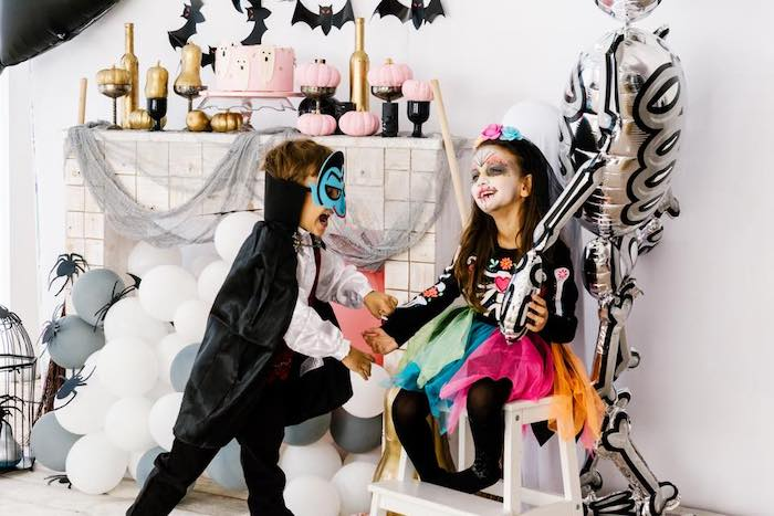 Day of the Dead Halloween Party on Kara's Party Ideas | KarasPartyIdeas.com (5)
