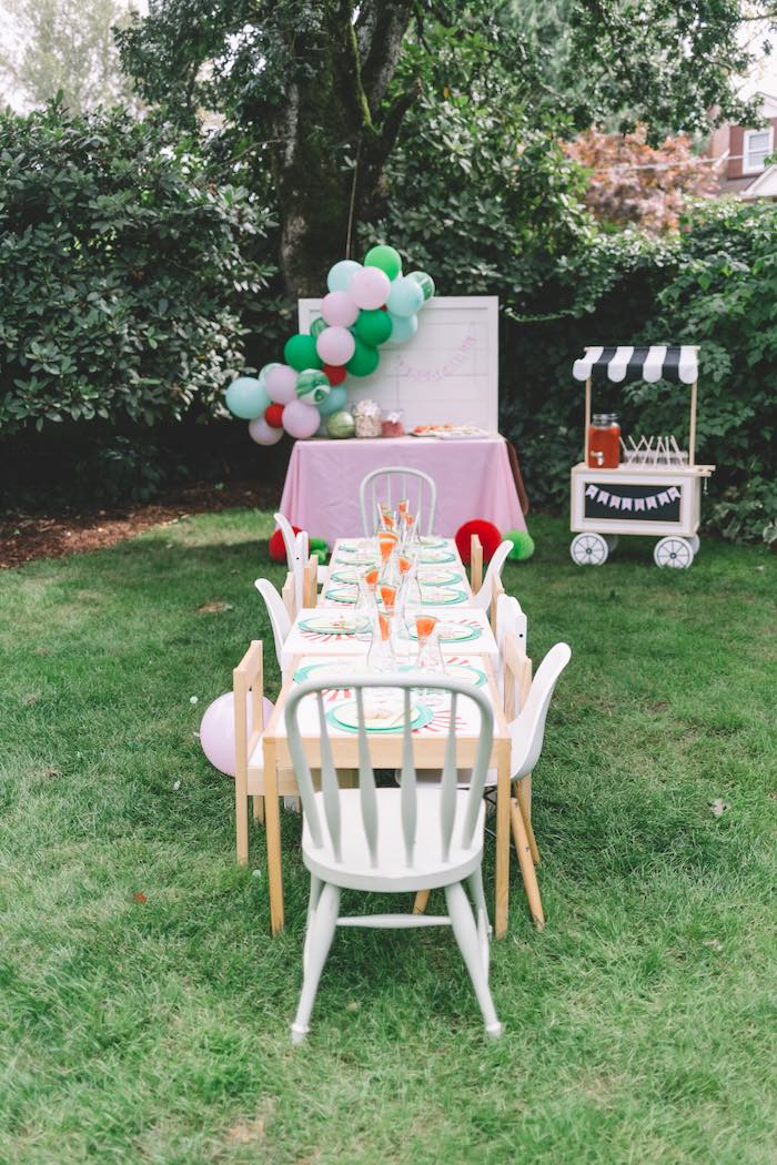 End of Summer Watermelon Party on Kara's Party Ideas | KarasPartyIdeas.com (28)