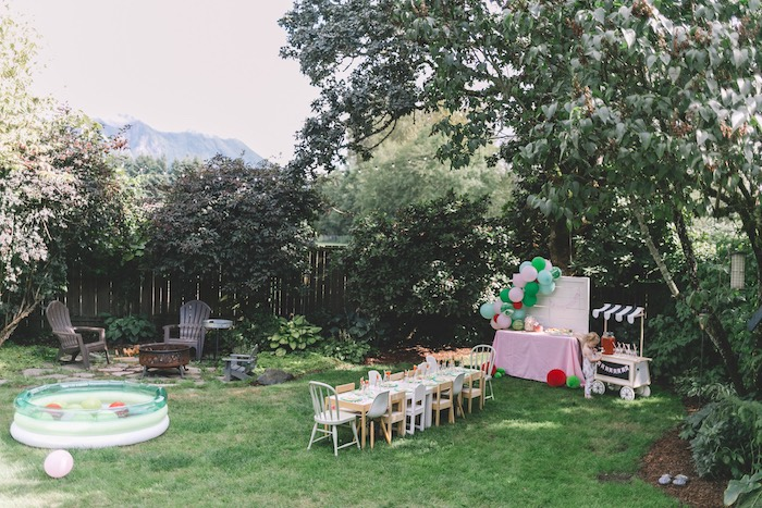 End of Summer Watermelon Party on Kara's Party Ideas | KarasPartyIdeas.com (7)