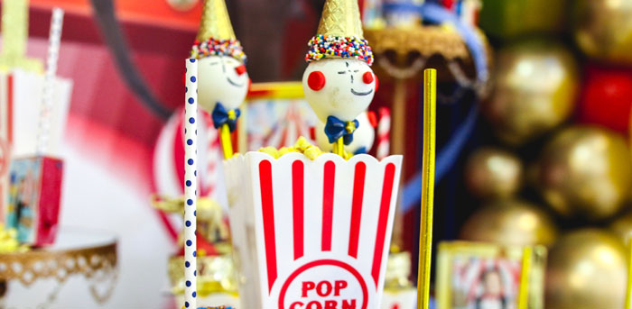 First Birthday Carnival Party on Kara's Party Ideas | KarasPartyIdeas.com (2)