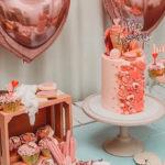 Modern + Pink Girls Run the World Birthday Party on Kara's Party Ideas | KarasPartyIdeas.com (4)