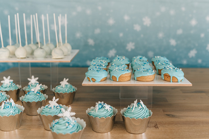 Frozen Themed Sweets from a Stylish Frozen Birthday Party on Kara's Party Ideas | KarasPartyIdeas.com (31)