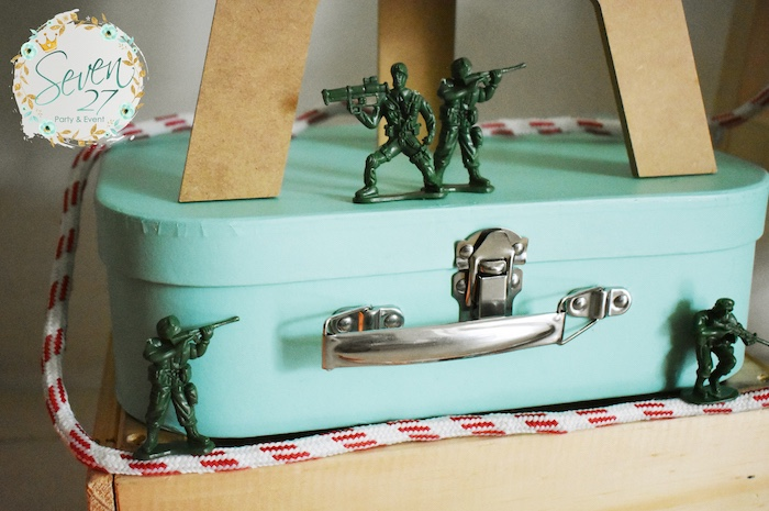 Toy Soldiers from a Toy Story Birthday Party on Kara's Party Ideas | KarasPartyIdeas.com (9)