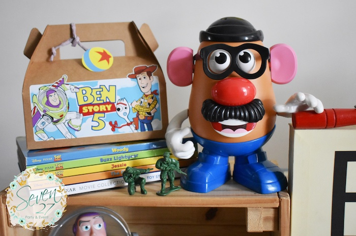Mr. Potato Head Prop from a Toy Story Birthday Party on Kara's Party Ideas | KarasPartyIdeas.com (27)