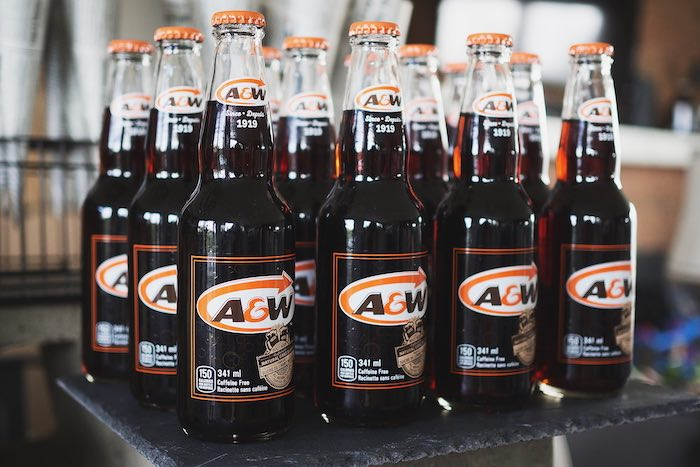 Root Beer Bottles from an Urban Superhero Birthday Party on Kara's Party Ideas | KarasPartyIdeas.com (19)