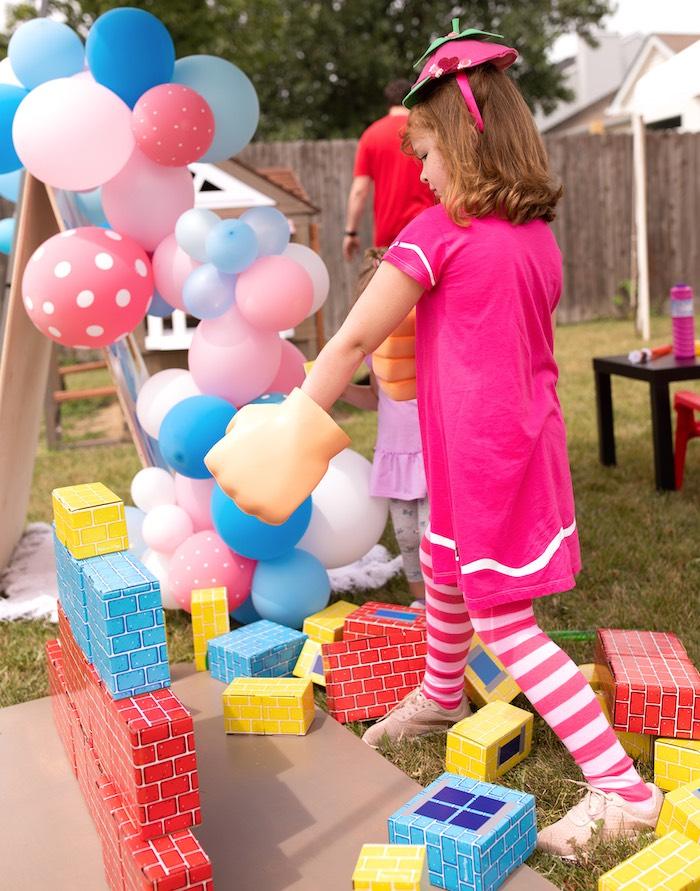 Wreck-it-Ralph Birthday Party on Kara's Party Ideas | KarasPartyIdeas.com (10)