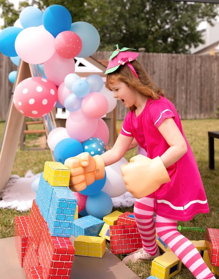Wreck-it-Ralph Birthday Party on Kara's Party Ideas | KarasPartyIdeas.com (9)