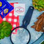 Camping Birthday Party on Kara's Party Ideas | KarasPartyIdeas.com (3)