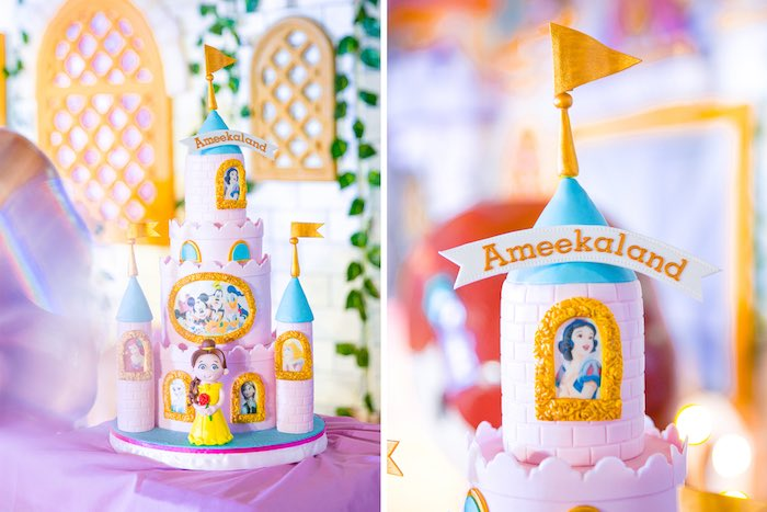 Awesome Karas Party Ideas Disneyland Princesses Birthday Party Karas Funny Birthday Cards Online Chimdamsfinfo